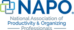 NAPO - Professional Productivity & Organizing Pros